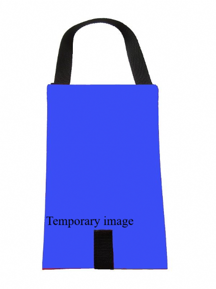 Communication Tote - Royal Blue